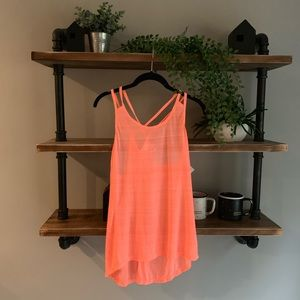 NWT Champion Orange Top